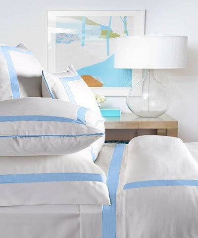 Live To Tell Collection Duvet - MONTAGUE & CAPULET-Twin / Cloud - 6