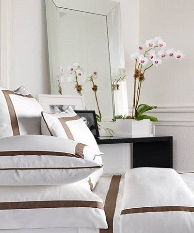 Live To Tell Collection Duvet - MONTAGUE & CAPULET-Twin / Mocha - 9