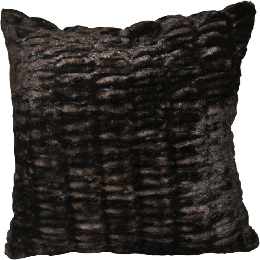 Fur Pillow 'Bear Brown' - MONTAGUE & CAPULET-