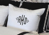 Gatsby Decorative Pillow * CUSTOMIZABLE *