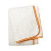 Wrap Me Up Bath Sheet - MONTAGUE & CAPULET-Ivory / Mandarin / Plain - 37