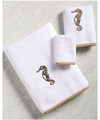 Towel Set - Nautical Seahorse