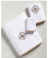 Towel Set - Nautical Compass