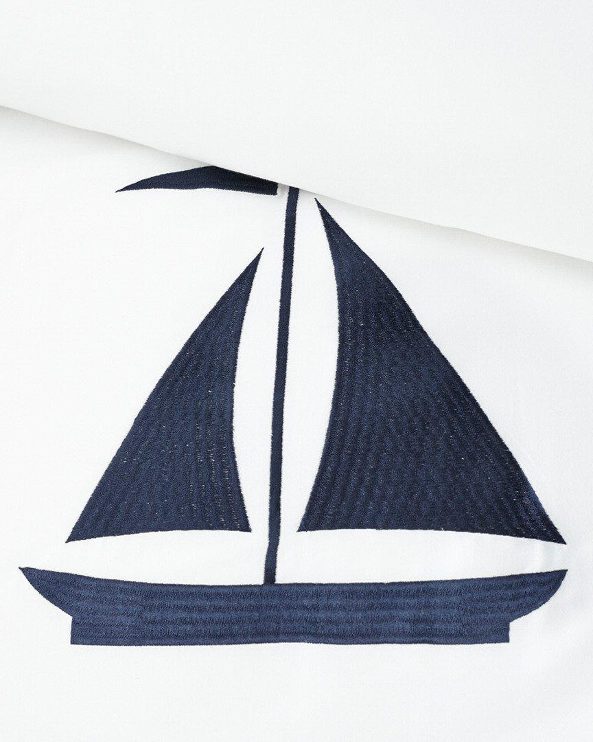 Yacht Sailboat Sham