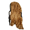 Fur Throw 'Rabbit Caramel' - MONTAGUE & CAPULET- - 1