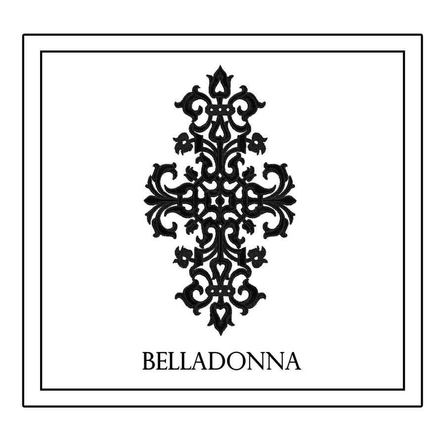 Belladonna Decorative Pillow * CUSTOMIZABLE *