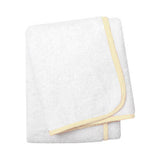 Wrap Me Up Beach Lounge Towel - MONTAGUE & CAPULET-White / Butter / Plain - 52