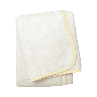 Wrap Me Up Bath Towel - MONTAGUE & CAPULET-Ivory / Butter / Plain - 37