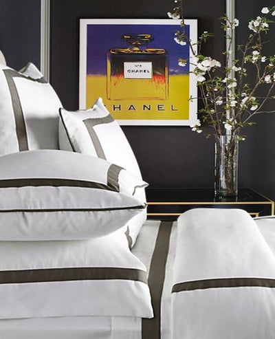 Live To Tell Collection Duvet - MONTAGUE & CAPULET-Twin / Charcoal - 13