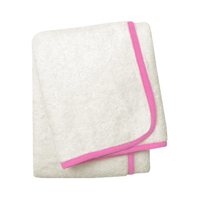 Wrap Me Up Bath Sheet - MONTAGUE & CAPULET-Ivory / Cotton Candy / Plain - 45