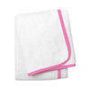 Wrap Me Up Bath Towel - MONTAGUE & CAPULET-White / Cotton Candy / Plain - 9