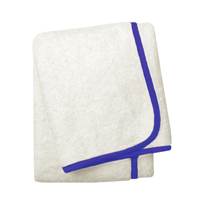 Wrap Me Up Bath Towel - MONTAGUE & CAPULET-Ivory / Electric Purple / Plain - 44