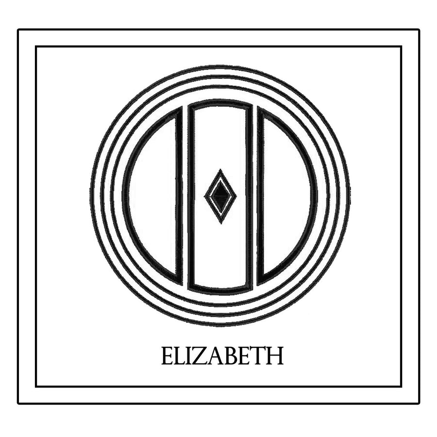 Elizabeth Decorative Pillow * CUSTOMIZABLE *