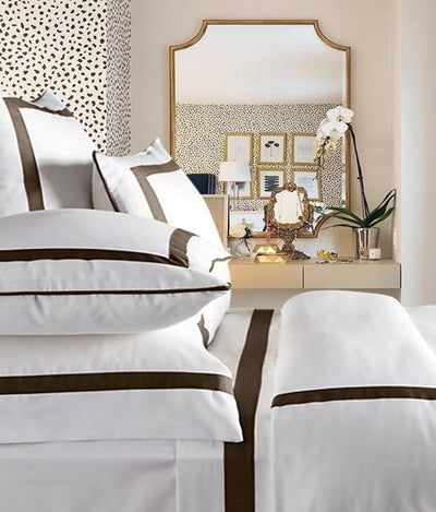 Live To Tell Collection Duvet - MONTAGUE & CAPULET-Twin / Espresso - 5