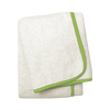 Wrap Me Up Beach Lounge Towel - MONTAGUE & CAPULET-Ivory / Key Lime / Plain - 36