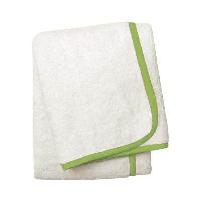 Wrap Me Up Bath Sheet - MONTAGUE & CAPULET-Ivory / Key Lime / Plain - 36
