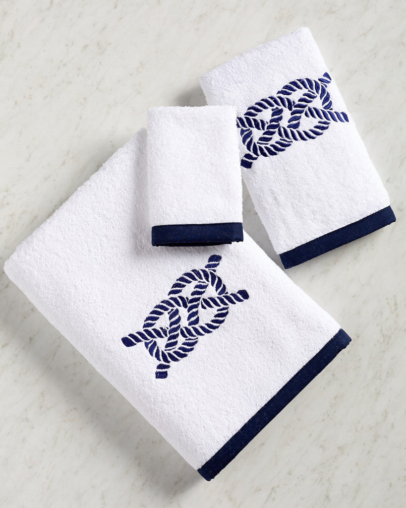 Towel Set - Nautical Knot