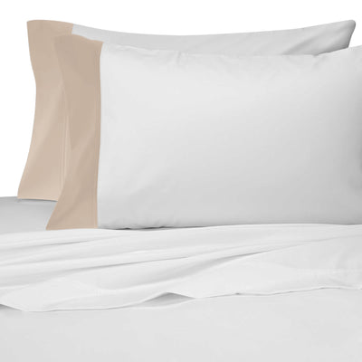 Liaison Collection Pillowcases - MONTAGUE & CAPULET-Standard Pair / Cafe - 4
