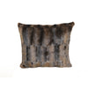 Fur Pillow 'Luxe Mink Brown' - MONTAGUE & CAPULET- - 1