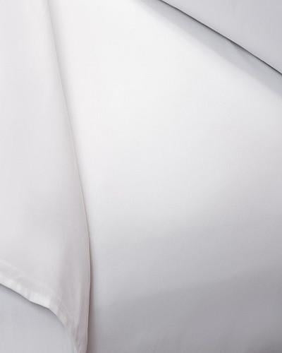 Yacht Collection Fitted Sheet - MONTAGUE & CAPULET-Twin / White - 2
