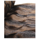 Fur Throw 'Mink Brown' - MONTAGUE & CAPULET- - 2
