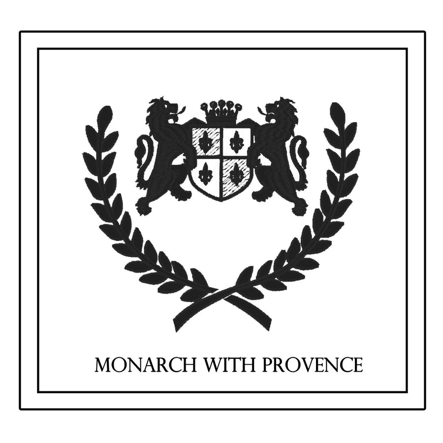 Monarch With Provence Decorative Pillow * CUSTOMIZABLE *