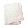 Wrap Me Up Bath Sheet - MONTAGUE & CAPULET-Ivory / Princess Pink / Plain - 46