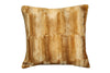 Fur Pillow 'Rabbit Caramel' - MONTAGUE & CAPULET- - 1