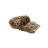 Fur Throw 'Saber Carmello' - MONTAGUE & CAPULET  - 3