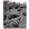 Fur Throw 'Saber Sterling' - MONTAGUE & CAPULET- - 2