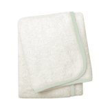Wrap Me Up Beach Lounge Towel - MONTAGUE & CAPULET-White / Seafoam / Plain - 15