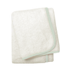 Wrap Me Up Bath Sheet - MONTAGUE & CAPULET-White / Seafoam / Plain - 15