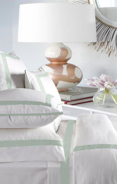 Live To Tell Collection Duvet - MONTAGUE & CAPULET-Twin / Seafoam - 10