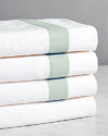 Live To Tell Collection Flat Sheet - MONTAGUE & CAPULET-Twin / Seafoam - 1
