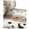 Fur Throw 'Snow Leopard' - MONTAGUE & CAPULET- - 3