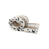 Fur Throw 'Snow Leopard' - MONTAGUE & CAPULET- - 2
