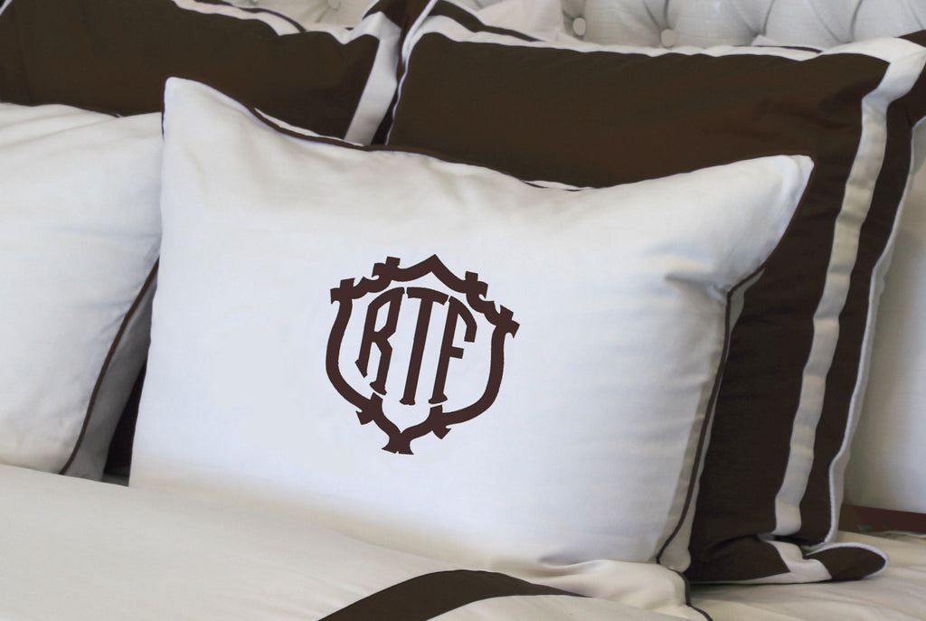Triple Crown Decorative Pillow * CUSTOMIZABLE *