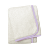 Wrap Me Up Bath Sheet - MONTAGUE & CAPULET-Ivory / Violet / Plain - 29