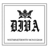 Westminister With Monogram Decorative Pillow * CUSTOMIZABLE *