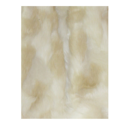 Fur Throw 'Wolf Arctic' - MONTAGUE & CAPULET- - 3
