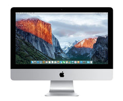 "Apple iMac 21.5"" A1311 MC508LL/A Intel i3 3.06GHZ, 500GB HD, 4GB MEM, MACOS 10.13 HIGH SIERRA - Grade A"