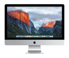 "Apple iMac 27"" Core i7 3.4GHz A1312 MD063LL/A (2011) 8GB Ram, 1 TB HDD, USB Keyboard & Mouse, Mac OS X v10.13 High Sierra - Grade B"