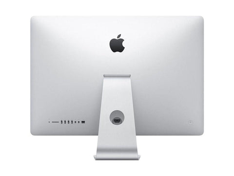 Apple iMac 21.5-inch Aluminum (Mid 2014) Core i5 1.4GHZ, 8 GB Ram, 500 GB HDD, 1920 x 1080 Display, MacOS Mojave v10.14, Keyboard and Mouse, A1418 MF883LL/A - Wear/Tear
