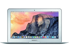 "Apple MacBook Air A1465 MJVM2LL/A Early 2015 11.6"" - 5th Gen Intel Core i5 1.60GHz (turbo up to 2.70ghz), 4GB Mem, 128GB SSD, Intel HD Graphics 6000, macOS 10.14 Mojave - Grade B"