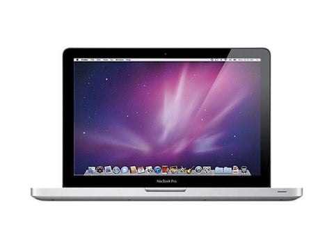 "Apple MacBook Pro 13.3"" A1278 MC700LL/A (2011) Core i5 2.3GHz, 4GB Memory, 320GB HDD, MacOS v10.13 High Sierra - ""Unibody"" aluminum A1278 MC700LL/A - Grade B"