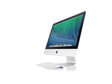 "Apple iMac A1418 MK142LL/A (Late 2015) 21.5"" - Intel Core i5 5th Gen (1.6GHz), 8GB RAM, 1TB HDD, MACOS MOJAVE, USB Keyboard & Mouse - Grade A"
