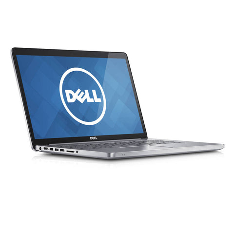 "DELL Inspiron 17 7737 17.3"" Touchscreen Laptop - Intel Core i7-4500U (up to 3.00 GHz), NEW SSD, 8GB Memory, Win 10 Pro"