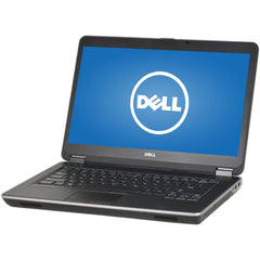 "Dell Latitude E6440 14"" Business Laptop - 4th Gen Intel Core i5-4300M 2.60Ghz (up to 3.30 GHz), 8GB Ram, 128GB SSD, Webcam, DVDRW, HDMI, Win 10 Pro 64 Bit - Grade A"