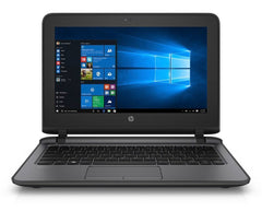 "HP ProBook 11 G1 Touch Screen Laptop - 5th Gen Intel Core i3-5005U (2.0 GHz), 8 GB Ram, 500 GB HDD, WebCam, Intel HD Graphics 5500, 11.6"", Windows 10 Pro 64-Bit - Grade A"