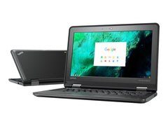 "Lenovo ThinkPad 11e 20DB 11.6"" Chromebook - Intel Celeron N2930 Quad-core (4 Core) 1.83GHz, 4GB MEMORY, 16GB SSD, 802.11a/b/g/n/ac, BT 4.0, Card Reader, WebCam, Chrome OS - Grade B"